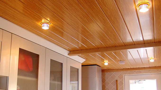 Top 10 Reasons Why You Should Prefer PVC Ceiling Panels
