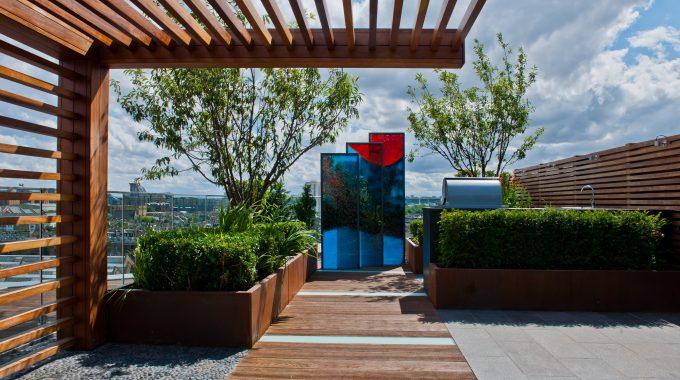 Exceptionnel Terrace Garden Design
