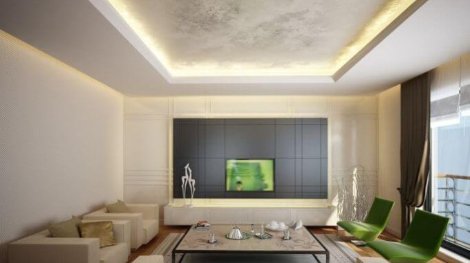 A Glimpse At Ceiling Designs!